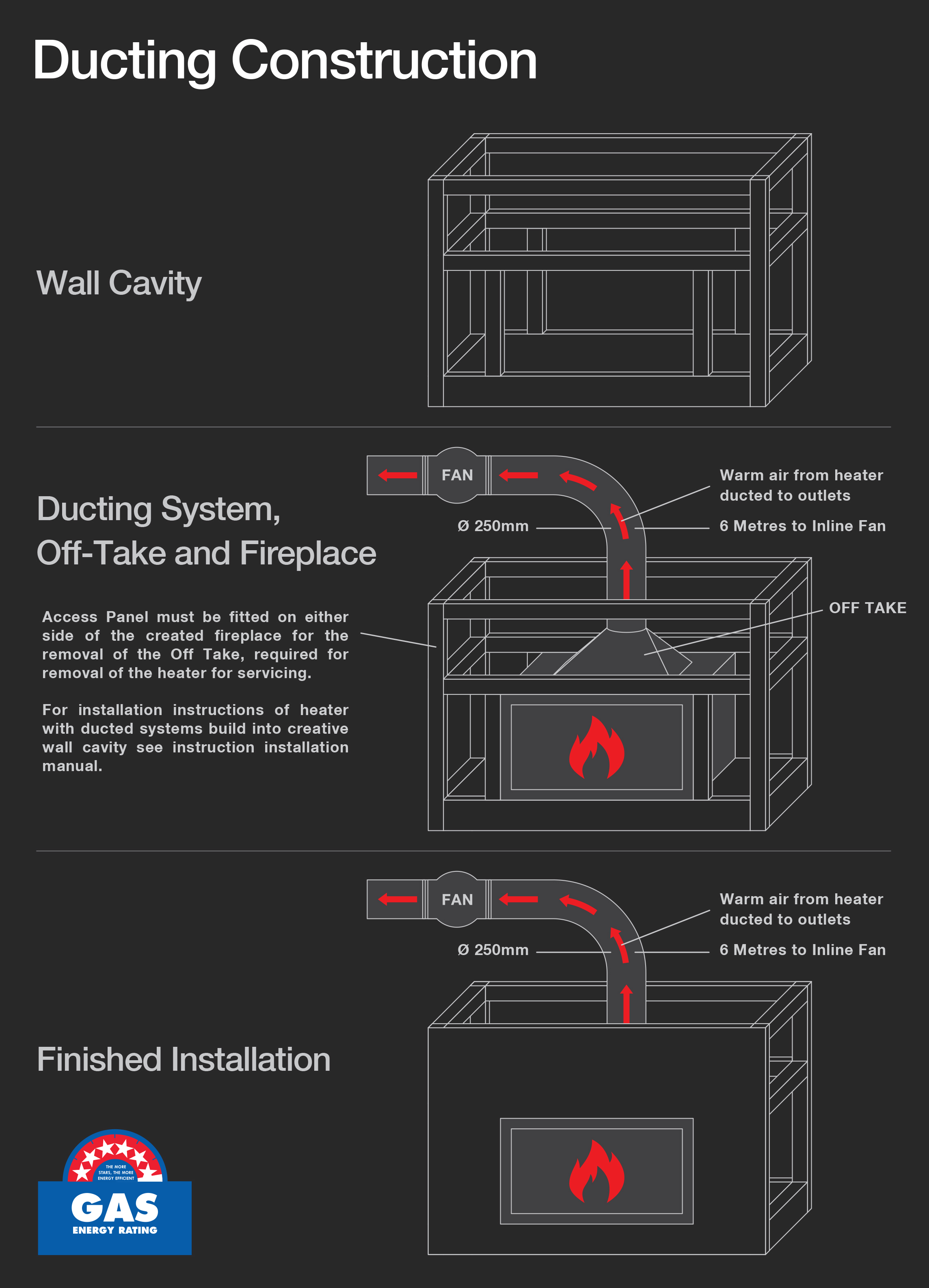 gas-log-heater-installation